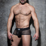Addicted Mesh Mixed Bottomless Trunk (ADF78)