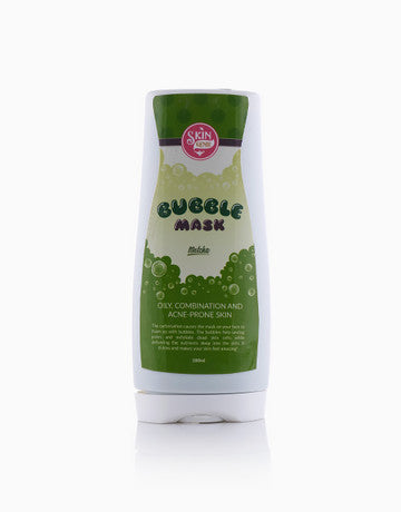 Matcha Bubble Mask