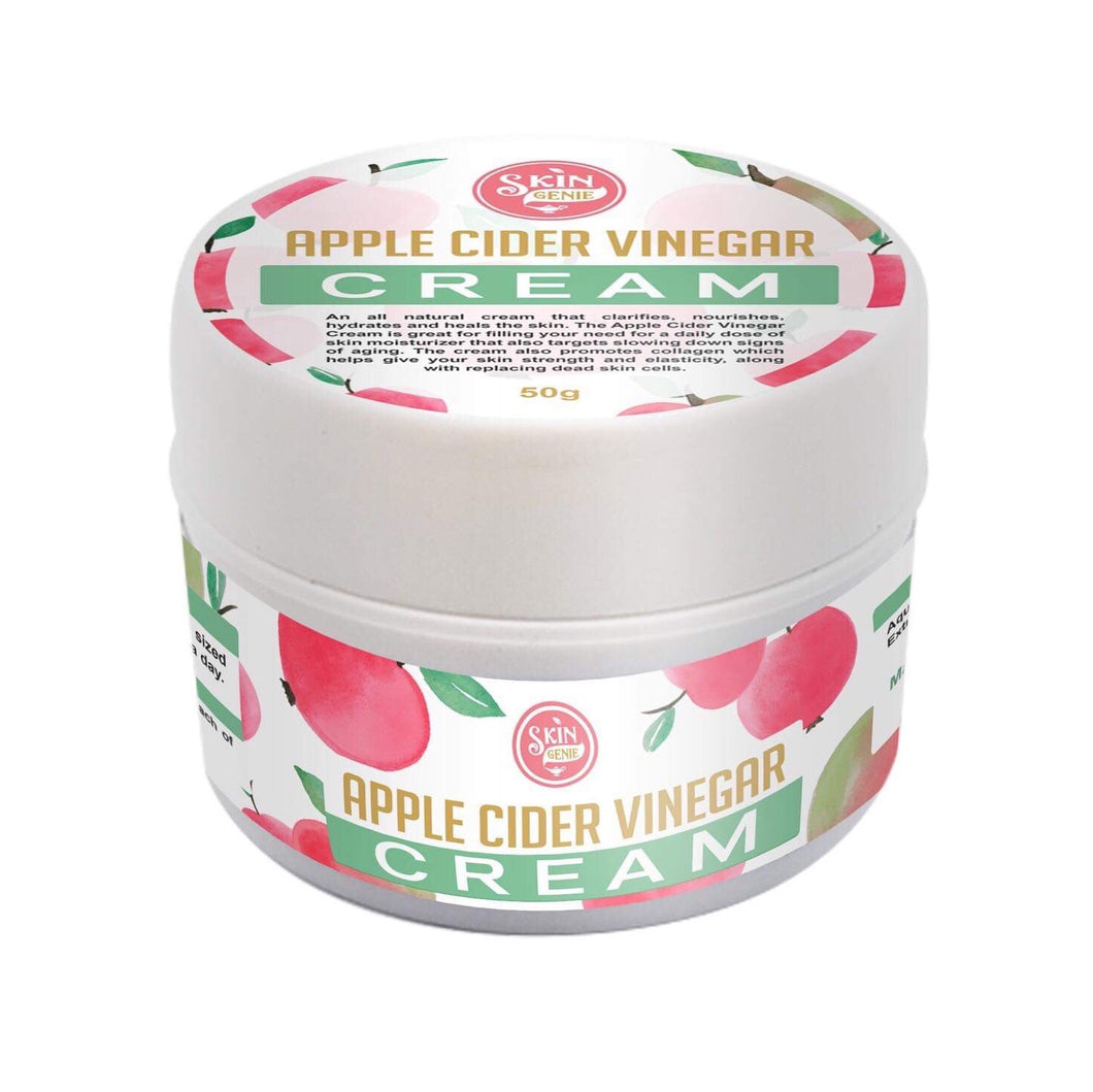 Apple Cider Vinegar Cream
