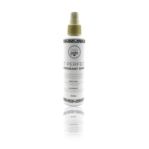 Pit Perfect Deodorant Whitening Mist