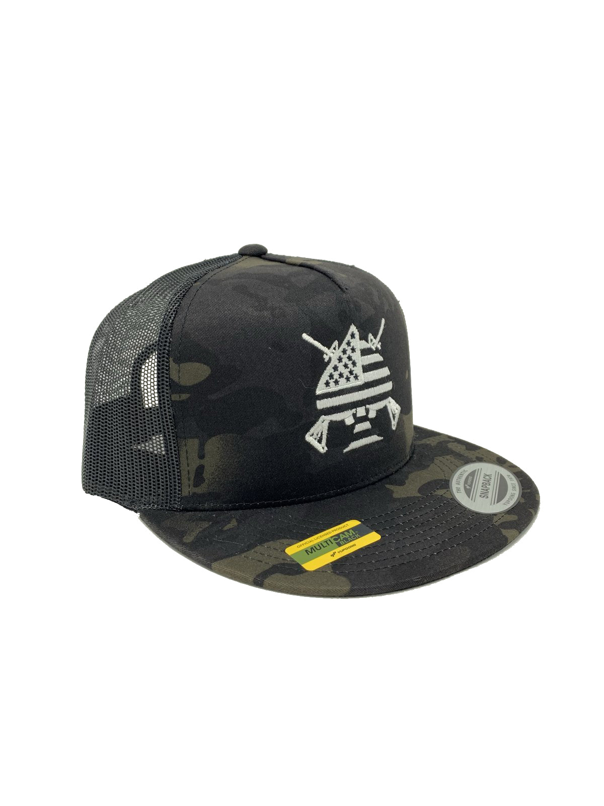 MC Logo SnapBack Hat
