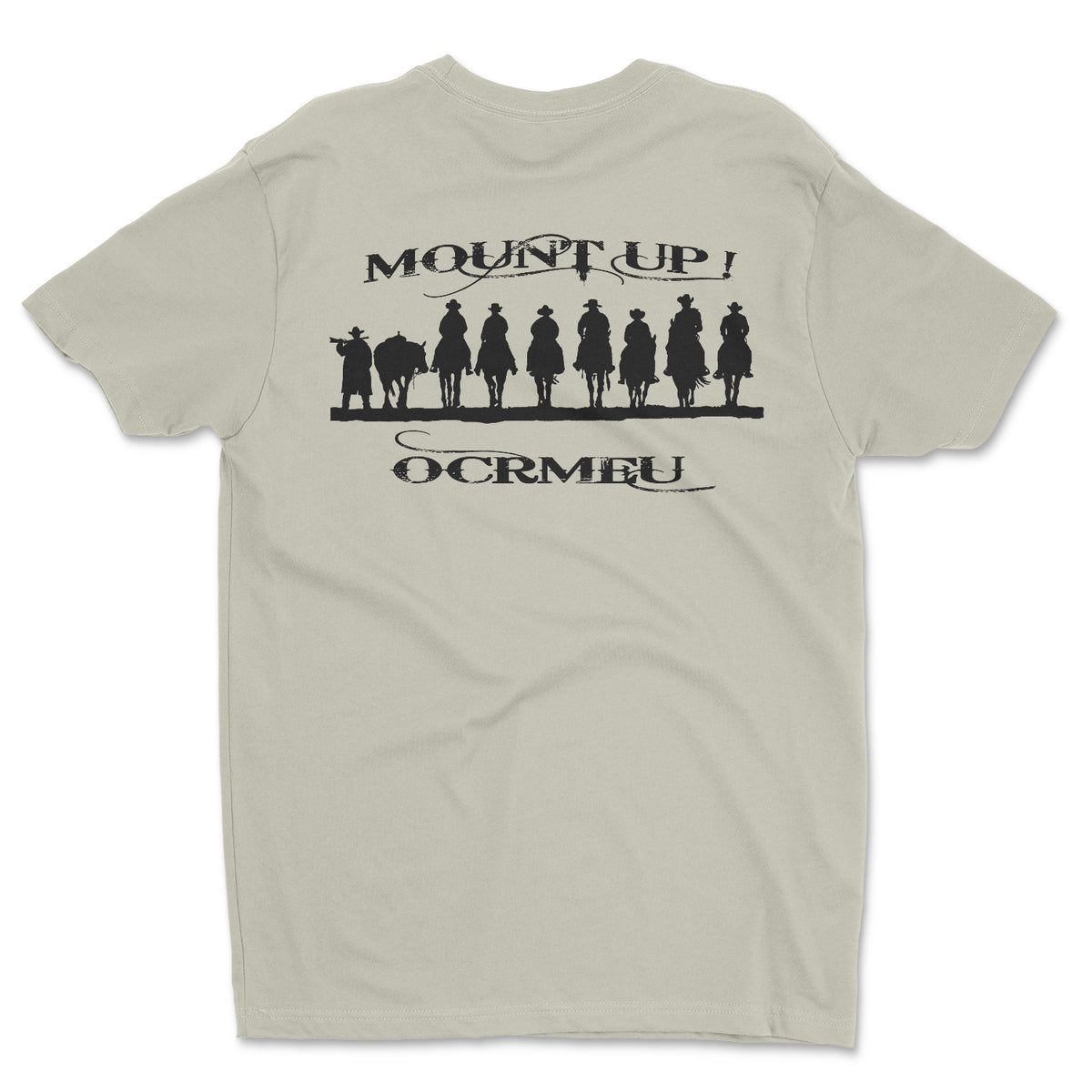 Mounted Unit Tee