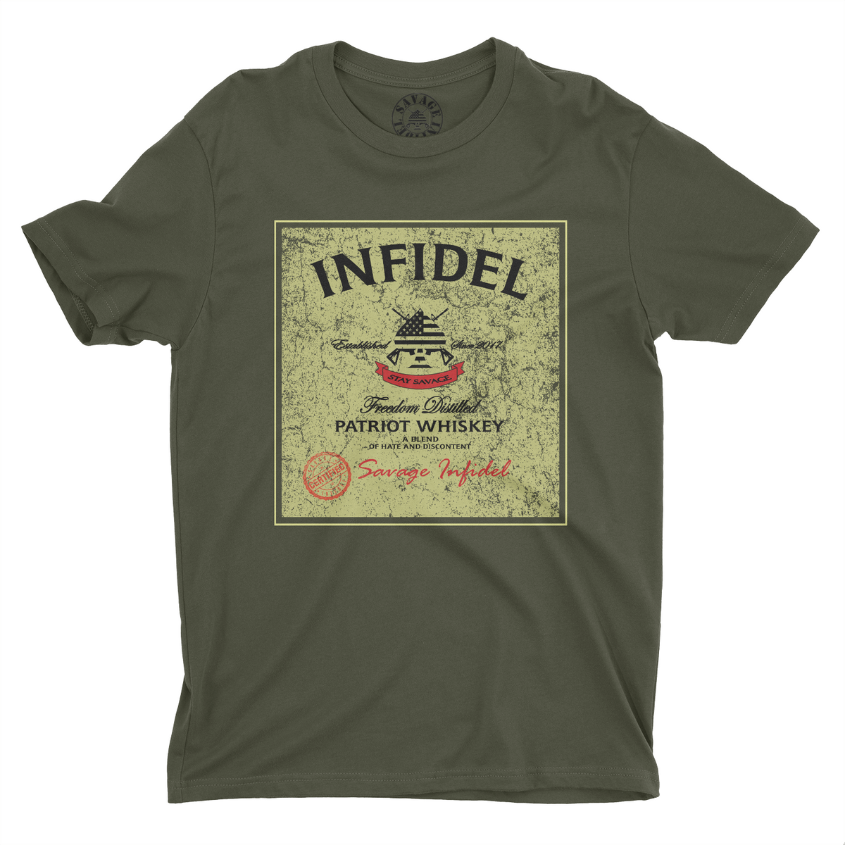 Infidel Whiskey