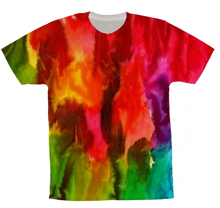Tie Dye Watercolor 12
