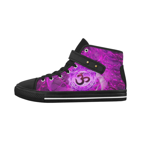 Crown Chakra Sahasrara Aquila Strap MEN'S Shoes