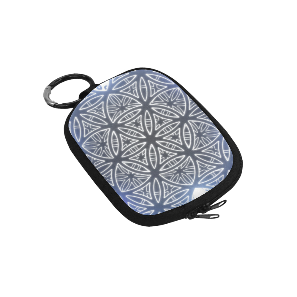Flower of Life - Ice Coin Purse
