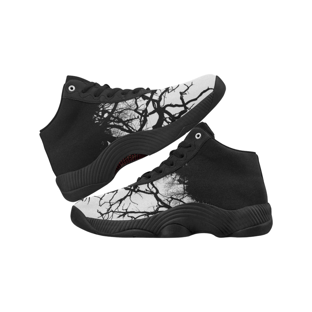 Dead Tree Black Roots MEN'S Thunder Basketball Shoes