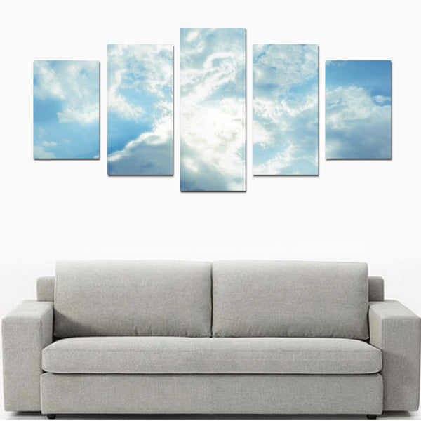 Panorama 8278 Canvas Print Sets - Size D