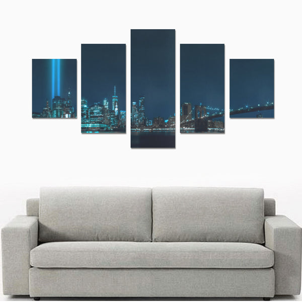 Panorama 1282 Canvas Print - Size B