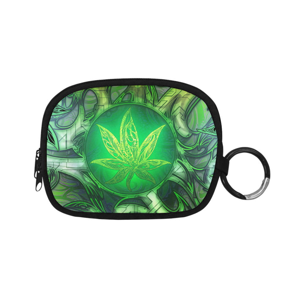 Industrial Weed Lead Coin Purse