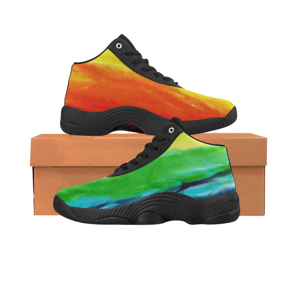 WaterColor 15 MEN'S Thunder Basketball Shoes