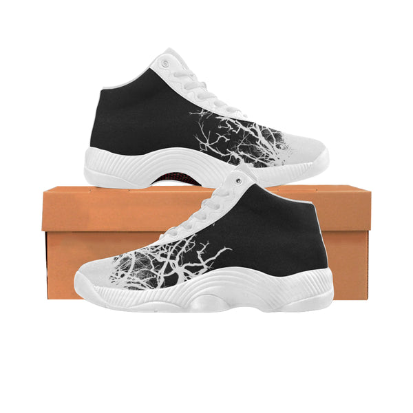 Dead Tree White Roots MEN'S Thunder Basketball Shoes