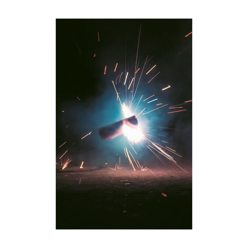 "Fire Cracker 8507 poster Poster 22""x34"""