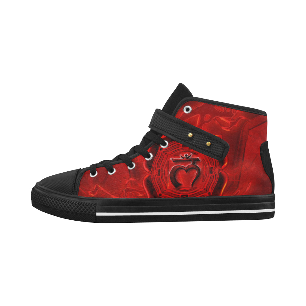 Root Chakra Muladhara Aquila Strap MEN'S Shoes