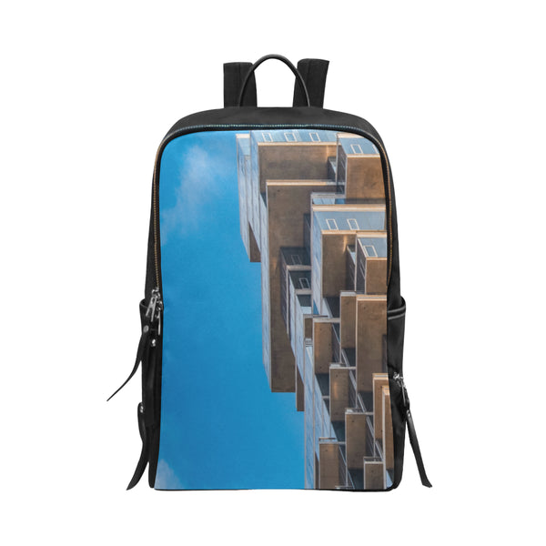 Building 9807 Alt Unisex Slim Backpack