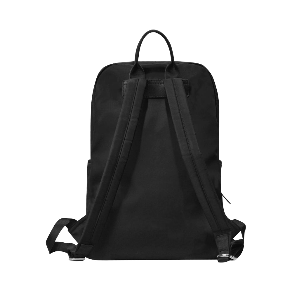 Building 9667 Unisex Slim Backpack