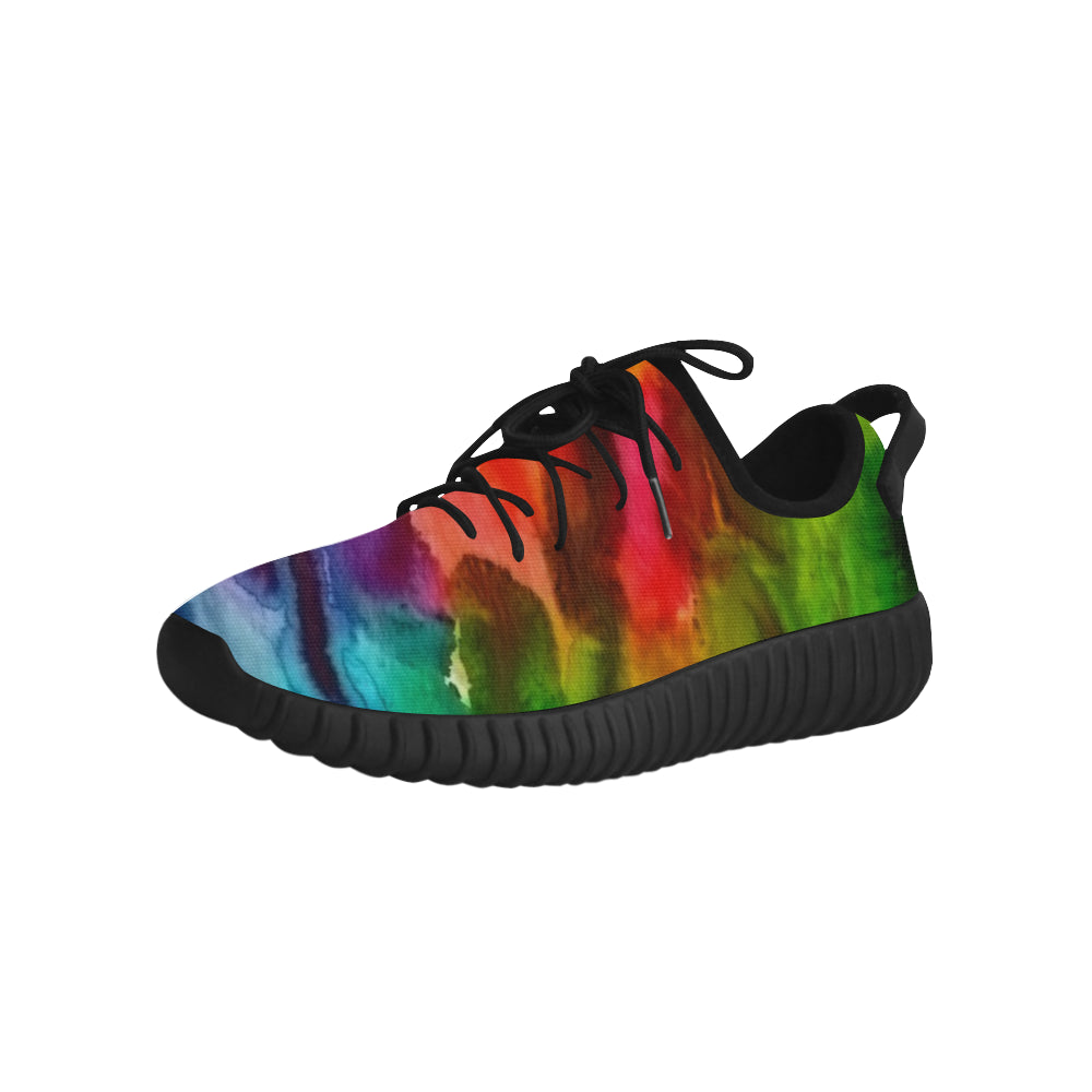 WaterColor 13 Grus WOMEN'S  Breathable Woven Running Shoes