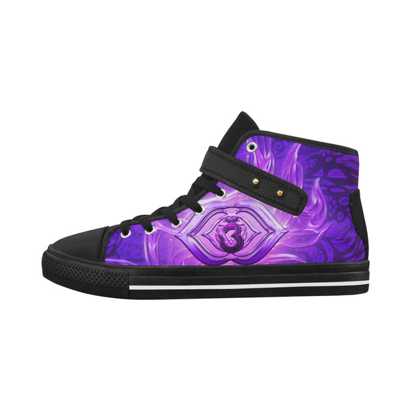 Third Eye Chakra Anja Aquila Strap MEN'S Shoes