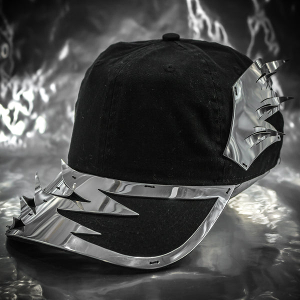 Aluminum Angel Wing Hat