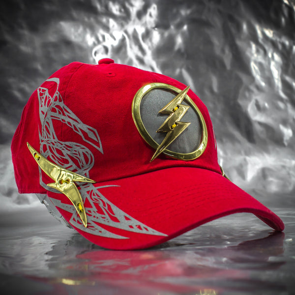 Brass Custom Flash Crest Hat