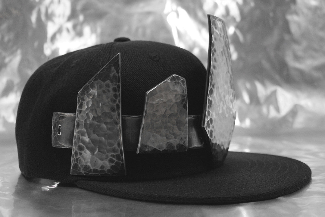 Aluminum Dwarvish Crown Hat