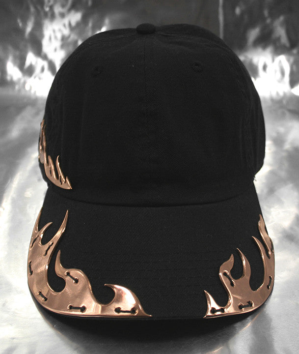 Copper Flame Hat