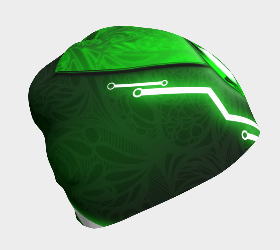 Green Light Willpower Beanie