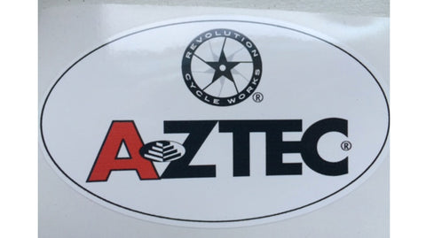 ASOVAL AZTEC/Revolution Sticker
