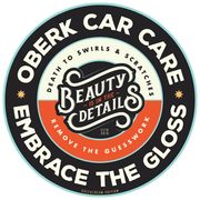 Oberk: Embrace The Gloss Sticker (Limited Run)