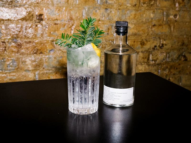 Serve: Flora Danica & Tonic — Empirical Spirits