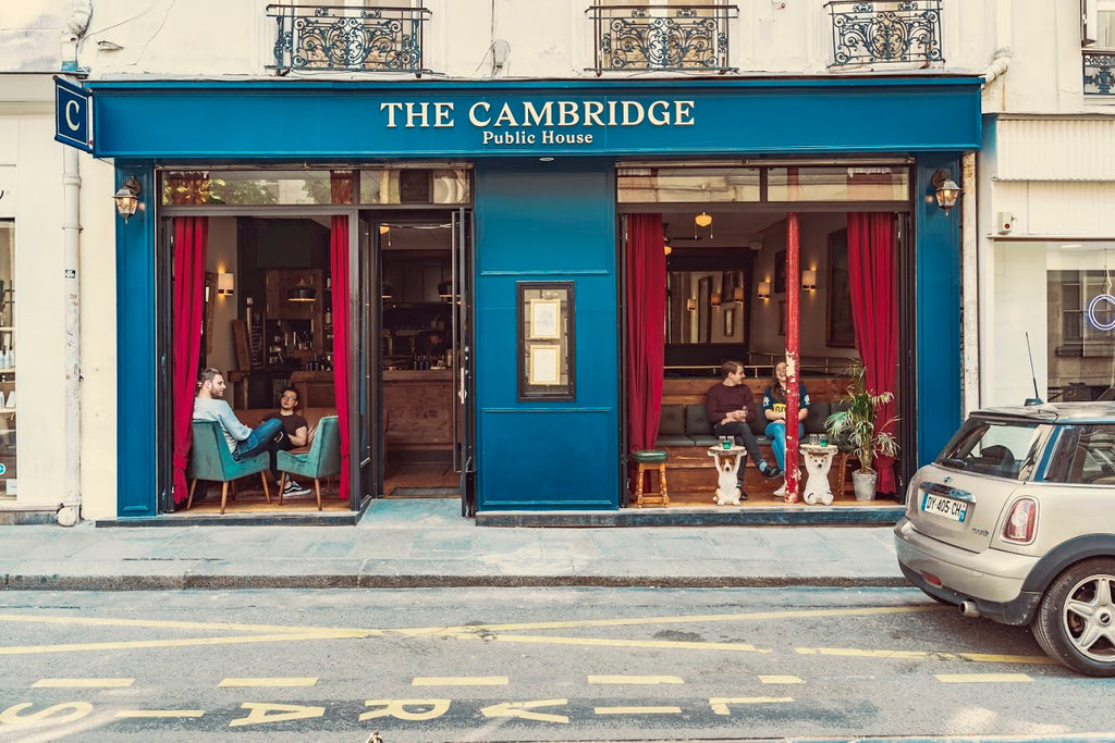 The Cambridge Public House, Paris x Empirical Spirits