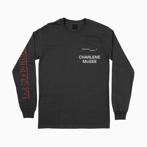 CHARLENE MCGEE LOT SIX EDITION TEE