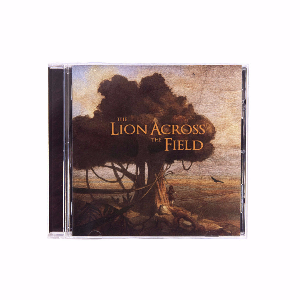 Lion Across The Field - CD