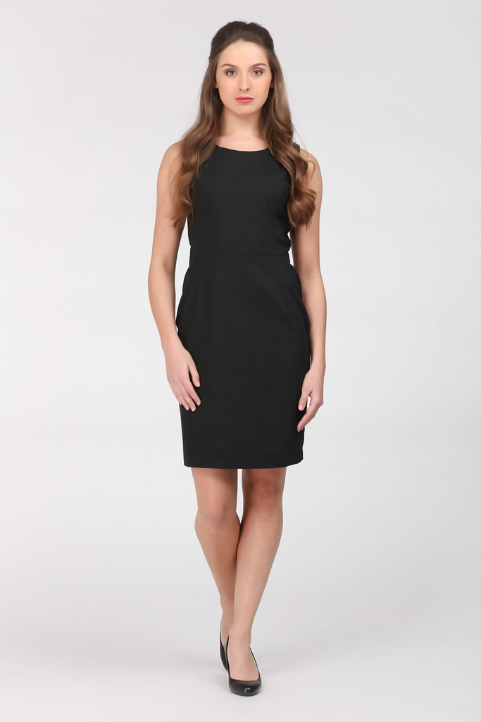 The little black Ambi dress for a beautiful fit on a beautiful ...