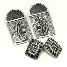 Load image into Gallery viewer, Darveau Earring Lot - Two Sets - Brutalist
