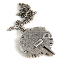 Load image into Gallery viewer, Rare Guy Vidal Necklace - Close Encounter - Brutalist Modernist