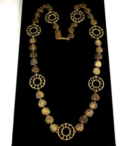 Early Anne Dick Chain Necklace - Suns Nuggets - Brutalist