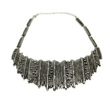Load image into Gallery viewer, Rare Guy Vidal Bib Necklace - Organic - Modernist Brutalist
