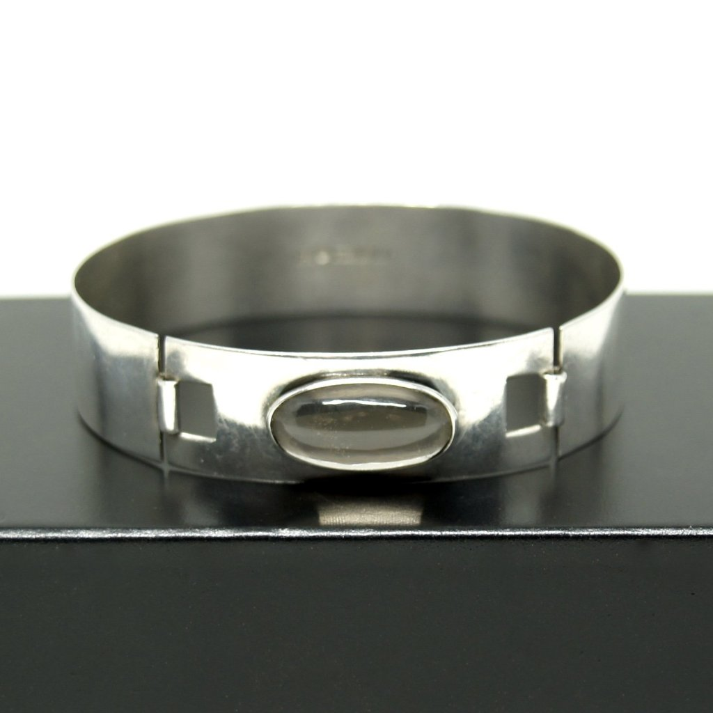 Turun Hopea Bracelet - Modernist Sterling