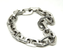 Load image into Gallery viewer, Rare Walter Schluep Chain Bracelet - Quebec Modernist
