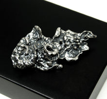 Load image into Gallery viewer, Guy Vidal Coral Brooch - Brutalist