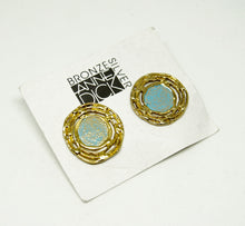Anne Dick Earrings - Soleil Statement - Modernist