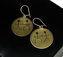 Load image into Gallery viewer, Peggy Miller Earrings - Modernist Figures