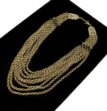 Load image into Gallery viewer, Rare Kalevala Koru Necklace - Bronze - Paradise Necklace