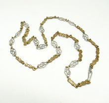 Load image into Gallery viewer, Anne Dick Chain Necklace - Sterling Bronze - Brutalist