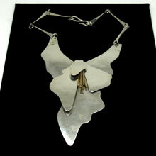 Load image into Gallery viewer, Joseph Boris Necklace - Hibiscus Flower - Modernist