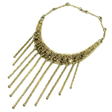 Load image into Gallery viewer, Pal Kepenyes Necklace - Fringe Collar