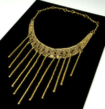 Pal Kepenyes Necklace - Fringe Collar