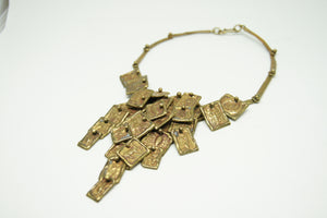 Pal Kepenyes Necklace - Zodiac Milagros Charms