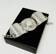 Load image into Gallery viewer, Rare Rafael Canada Bracelet - Sterling Silver